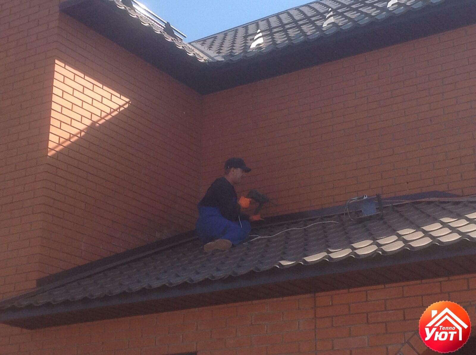 утепление дома по ул.Белорусская
